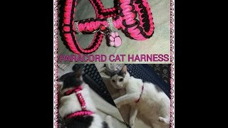 PARACORD DOG & CAT HARNESS