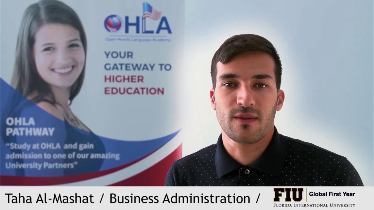 English for University Admission, University Pathway Programs