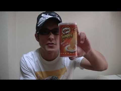 Pringles rich consommé flavor in Japan!