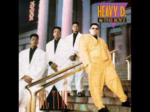HEAVY D & THE BOYZ FLEXIN