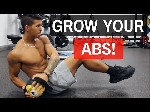 Why Weighted Abs Training is a MUST (4 Best Weighted Abs Exercises)