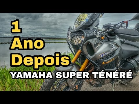 Super Tenere DX - 1 Ano Depois - Vale a Pena?