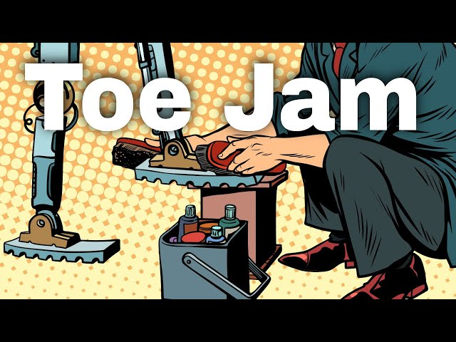 Toe Jam | Music From the Doctor's Office #56