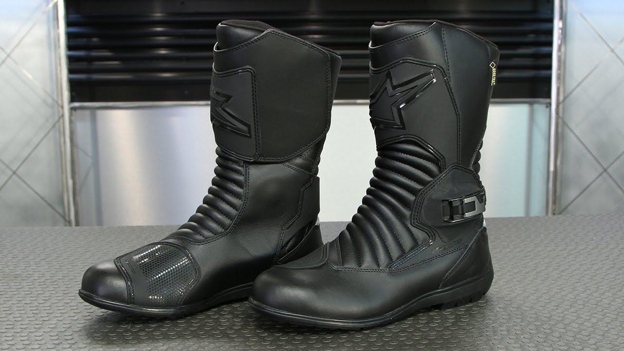 Alpinestars Supertouring Gore-Tex Boots | Motorcycle Superstore ...
