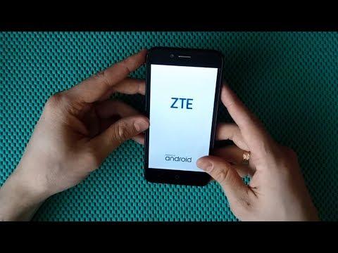 Как отформатировать телефон zte