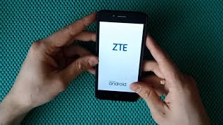 Сброс настроек ZTE Blade L4 через Recovery