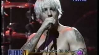 Red Hot Chili Peppers - If You Have To Ask (Live in Argentina 1999)