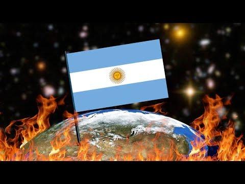 Queimando Bandeiras - Argentina