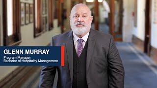 Glenn Murray (Program Manager) - Bachelor of Hospitality Management