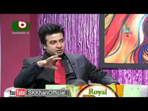 Banglar King Khan's Interview (Shakib Khan) 2016