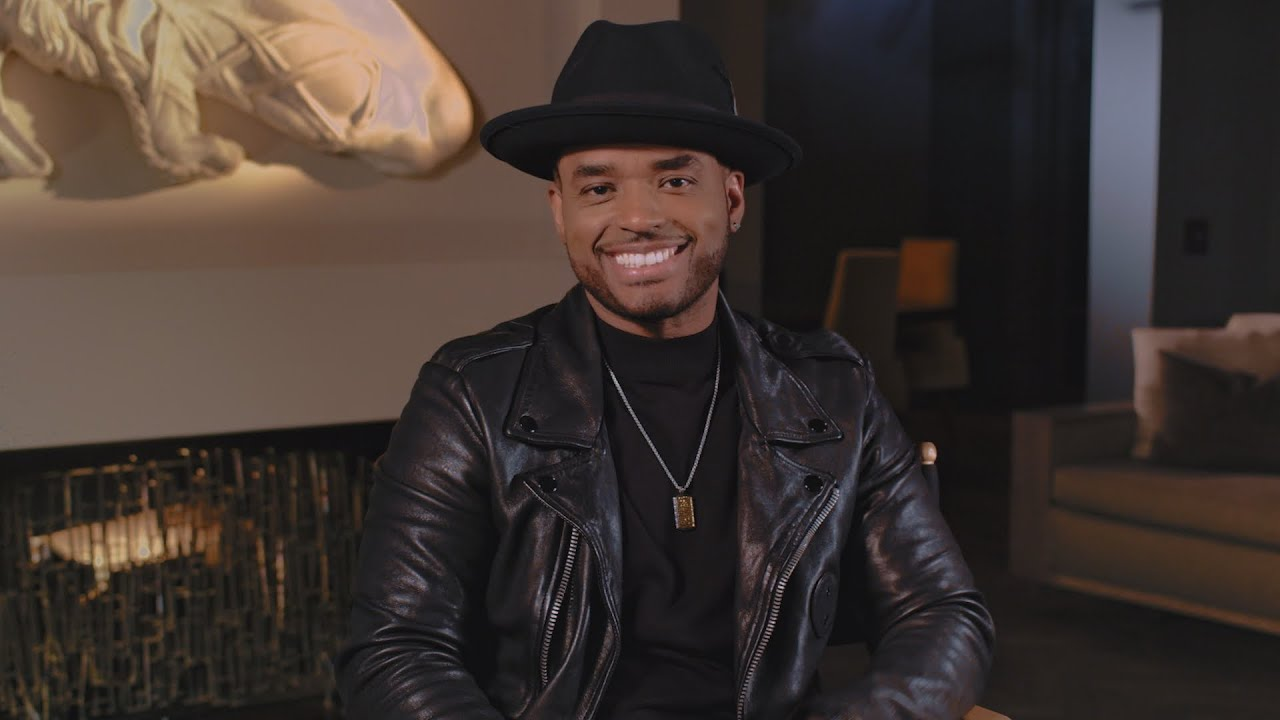 Download Larenz Tate Reveals What Love Jones Scene with Nia Long Took One Take | UNCENSORED