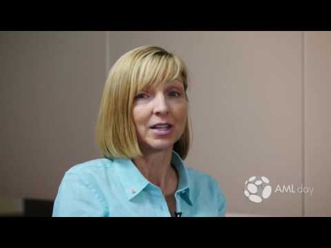 AML: A look at the patient experience