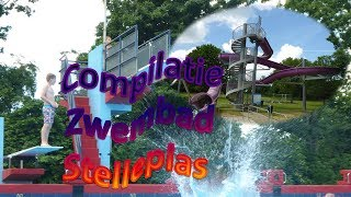Compilatie Zwembad Stelleplas Heinkenszand