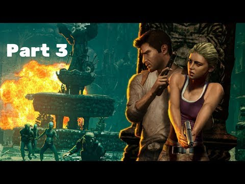 Uncharted Drake's Fortune Part 3 - Finding Sully....The Hag!