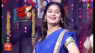 Niveditha Performance | Dhee 13 | Kings vs Queens | 12th May 2021 | ETV Telugu