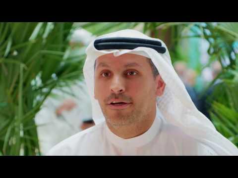 Mubadala Investment Company - Inauguration