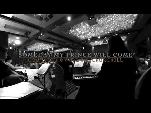 Someday My Prince Will Come - Hong Kong Wedding Live Band @ Hotel Icon Ballroom (Violin)