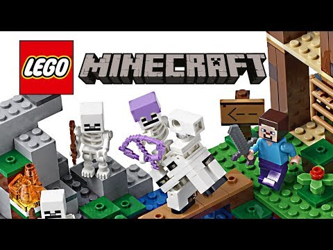 LEGO Minecraft 2018 Summer sets pictures!