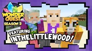 Wonder Quest - Episode 18 - STAMPY'S MINECRAFT SHOW | Stampylonghead Ft. InTheLittleWood