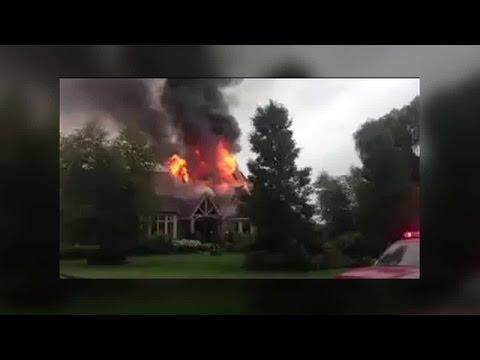 Moreland Hills Fire