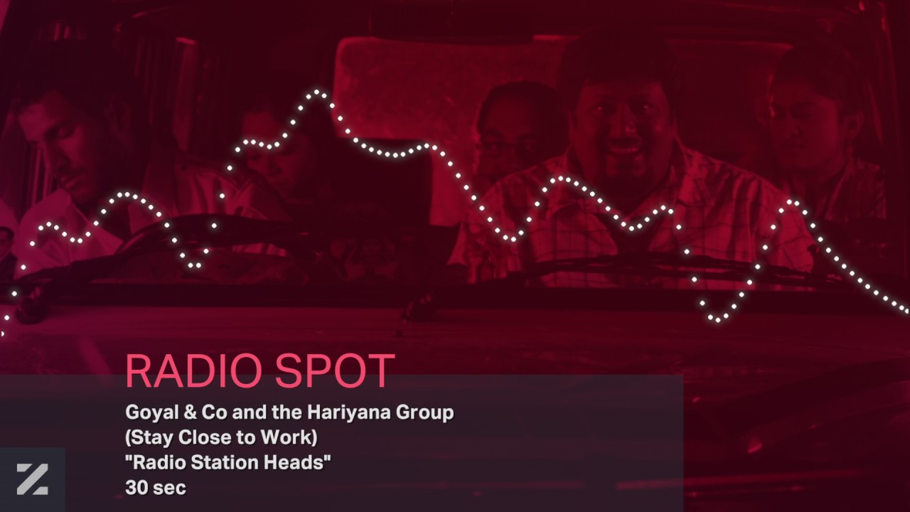 "I Love Traffic - Radio Spot - ""Radio Station Heads"""