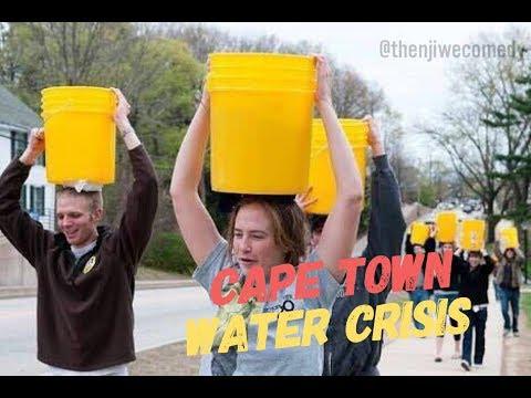 Cape Town Water crises Solution