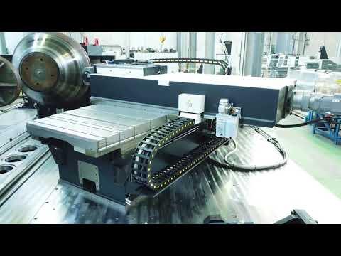 Metal İplik Makinesi NTR-250/600 CNC DENN