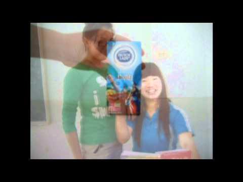 quảng cáo sữa cô gái hà lan ( clip sinh viên )