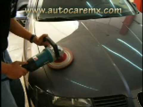 Puliendo con M105 y lana  1400 RPM  YouTube