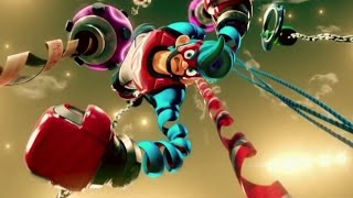 9 Minutes of ARMS Nintendo Switch Gameplay