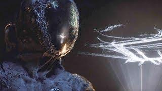 【穷电影】神秘外星生物入侵地球,当他们脱掉面罩后,却把人类给吓到了