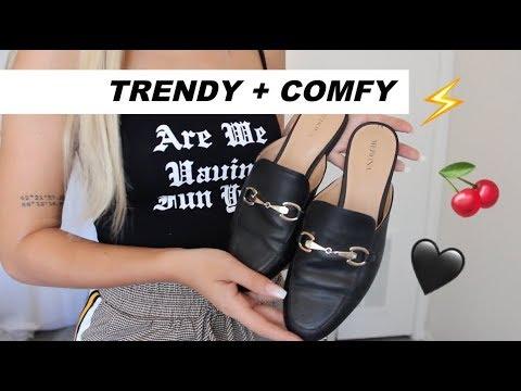 BACK TO SCHOOL LOOKBOOK - TRENDY + COMFY