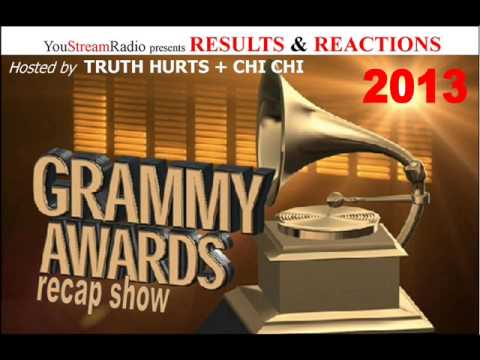 2013 Grammy Awards - Full Coverage