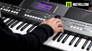 Yamaha PSR S670 Piano