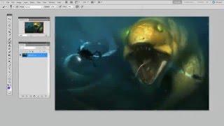 Ctrl+Paint — Цифровое рисование. Урок 1
