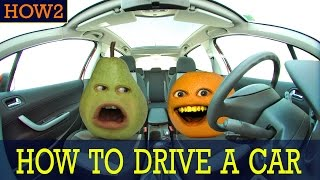 HOW2: How to Drive a Car!