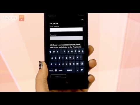 Just Show Me: How To Set Up Facebook Chat On Your Windows Phone 7