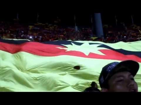 Sarawak Vs Pahang Piala Malaysia 2013 IBU PERTIWIKU