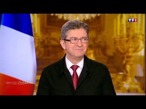 MÉLENCHON : « POUR LA SÉPARTION DE L'ÉTAT ET DE L'ARGENT» - #DemainPresident