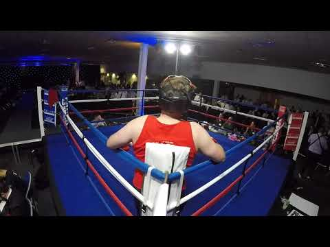 Ultra White Collar Boxing | Bristol | Ring 2 | Joe Rogers VS James Britton