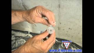 Foundation Crack Repair Video by Emecole