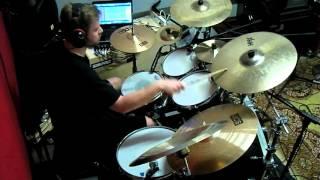 "Stonegard ""Arrows"" Drum Cover"