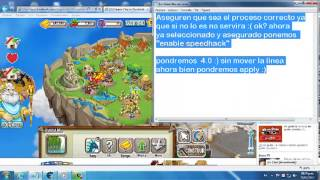 como hackear dragon city para muchas granjas (mas food)