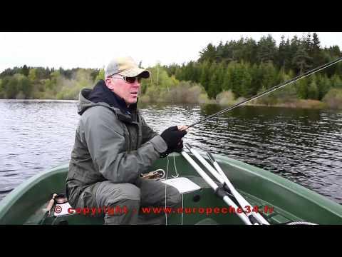 Pêche Mouche En Réservoir Au Lac Du Malaguet Par Europêche34