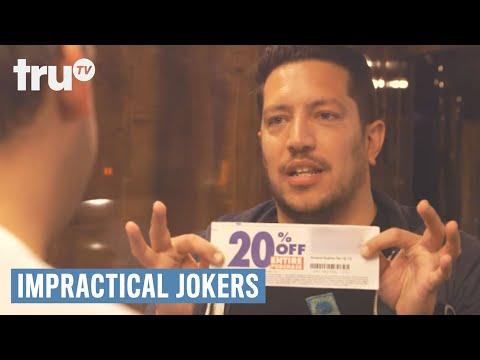 Impractical Jokers – Raining Coupons