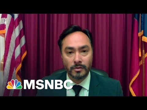 Rep. Castro Reacts To Pelosi Blocking Jordan And Banks' Confirmation