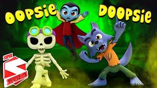 Oppsie Doopsie | Halloween Dance Song | Scary Nursery Rhymes For Kids | Spooky Song