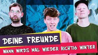 Deine Freunde - Wann wird's mal wieder richtig Winter (offizielles Musikvideo)