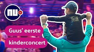Bijzonder: Guus Meeuwis geeft speciaal concert voor duizenden enthousiaste kinderen