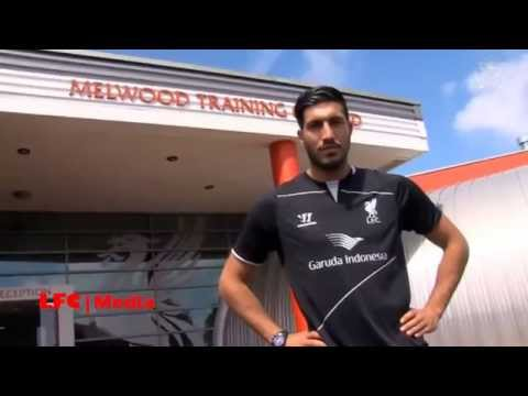 Liverpool's Emre Can - Career Story